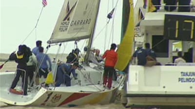 Yacht race gives Malaysia tourism a boost