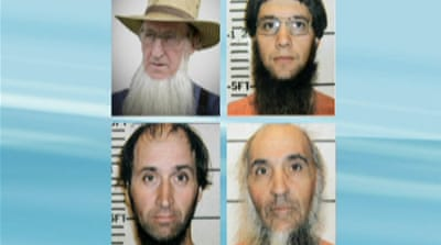 FBI arrests seven over Amish haircut attacks