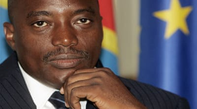 Kabila declared winner of DR Congo poll
