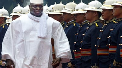 What next for Gambian President Jammeh?