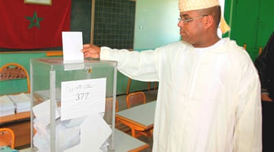 Islamist party claims victory in Morocco vote