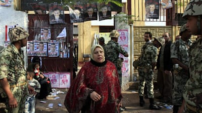 Long lines as Egyptians vote in historic poll