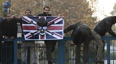 Britain to announce new Iran sanctions
