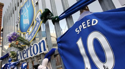 In Pictures: Gary Speed remembered