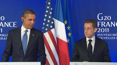 Obama urges swift end to eurozone crisis