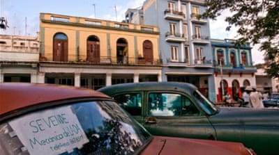 Cuba legalises sale of private property