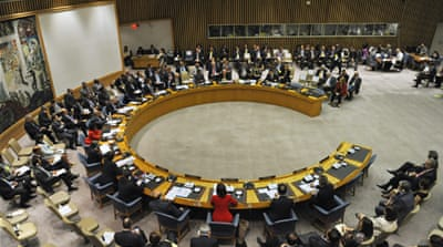 Palestinians will push for full UN seat only