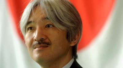 Japan prince wants emperor 'age limit' debate