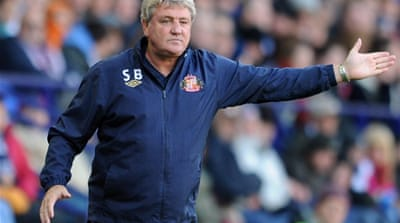 Steve Bruce becomes first EPL casualty