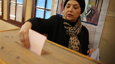 Are Egypt's political lines being re-drawn?