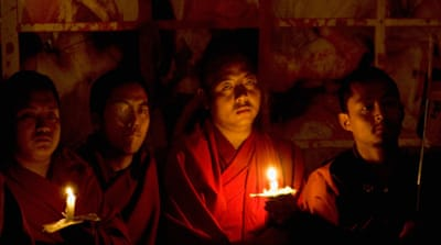Self-immolations on the rise in Tibet