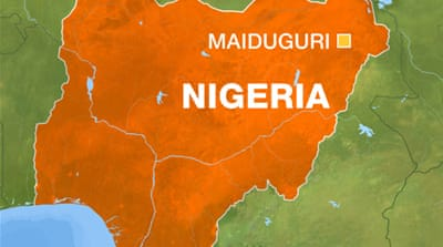 Nigeria imposes curfew in northern town Maiduguri