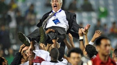 Underdogs Al Sadd become Asian Champions