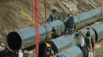 Obama faces Canadian pipeline dilemma