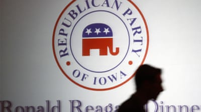 Republicans gear up for Iowa caucus