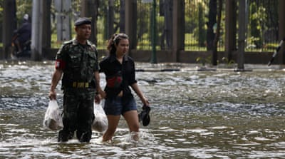 Death toll in Thailand floods crosses 500