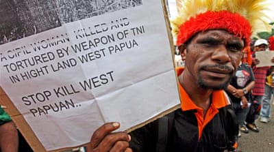 West Papua's cry for help