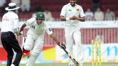 Pakistan win Sri Lanka series
