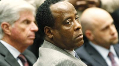 Doctor found guilty over Jackson's death