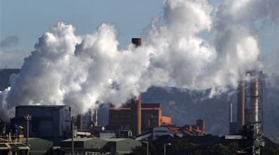Australia passes landmark carbon price laws