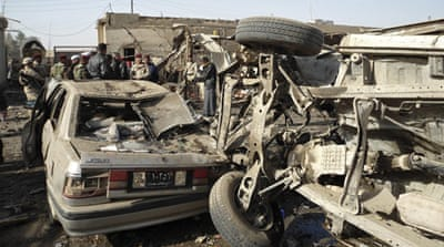 Attacks leave many dead in Iraq