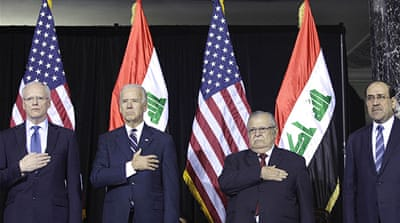 US companies worried over Iraq security