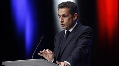 Sarkozy to meet Spain's PM amid euro woes
