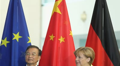 Europe on a Chinese shoestring