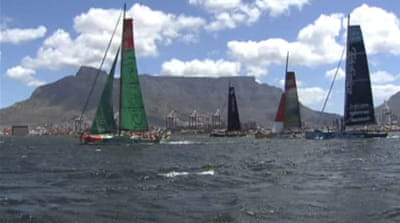 Volvo Ocean Race navigates around piracy