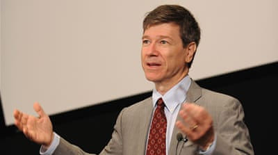 Jeffrey Sachs: 'That's not a free market, that's a game'