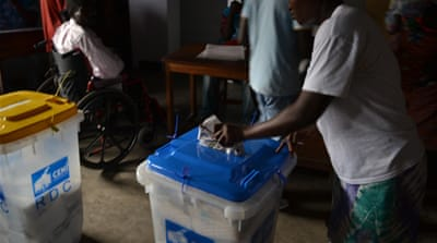 Observers question DRC election credibility