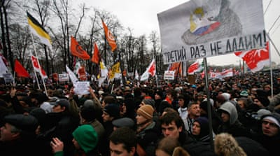 Russia: Revolution or political evolution?