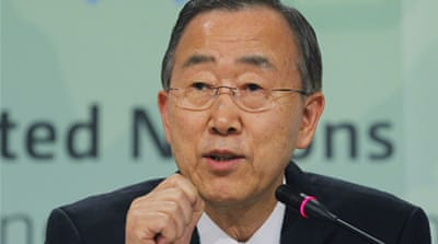 Ban Ki-moon: 'My role is to serve the people'