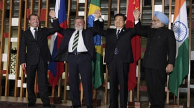 The leaders of the BRICS nations are attempting to build meaningful, useful institutions [EPA]