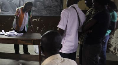 Ivory Coast awaits election results
