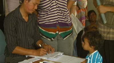 Indonesia tackles lack of birth certificates