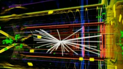 Scientists find signs of 'God particle'