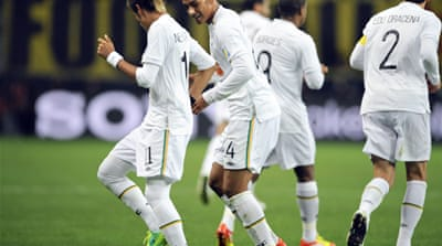 Santos dance into Club World Cup final