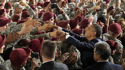 Obama marks coming end of US war in Iraq
