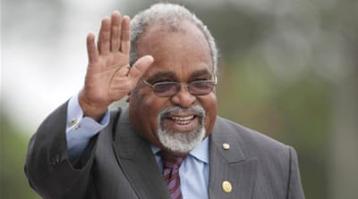 Papua New Guinea's toppled PM reinstated