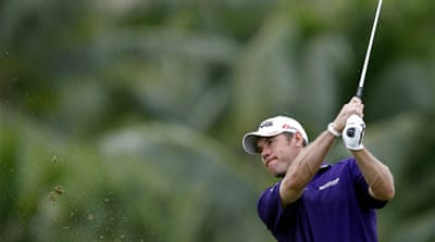 Westwood in terrific form in Thailand
