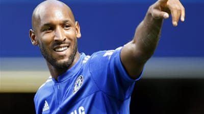 Can Anelka climb China's Great Wall?