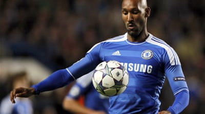 Anelka joins Chinese club Shanghai Shenhua