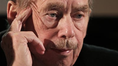 Czech leader Vaclav Havel dies