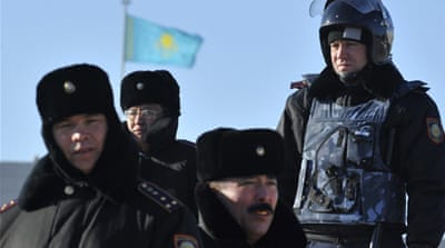 Deadly riots spread in Kazakhstan oil region