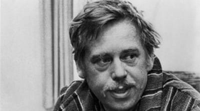 Leaders praise Havel as 'great European'