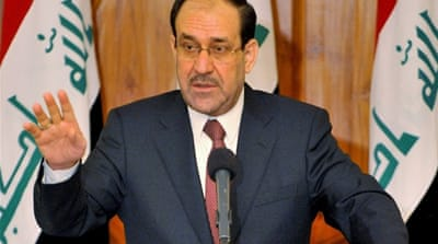Rivals say Maliki leading Iraq to 'civil war'
