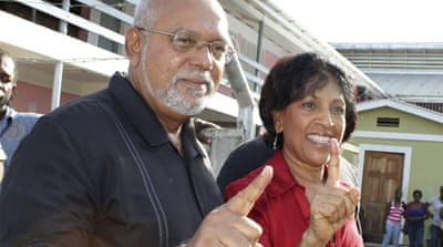 Ruling party wins presidency in Guyana