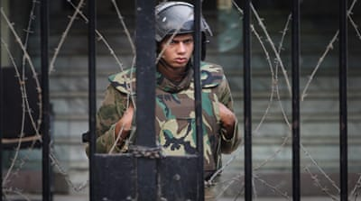 Egypt's revolution will not be militarised