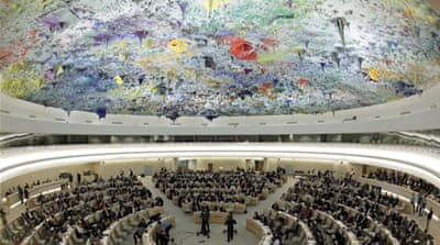 UN rights body condemns Syria violations
